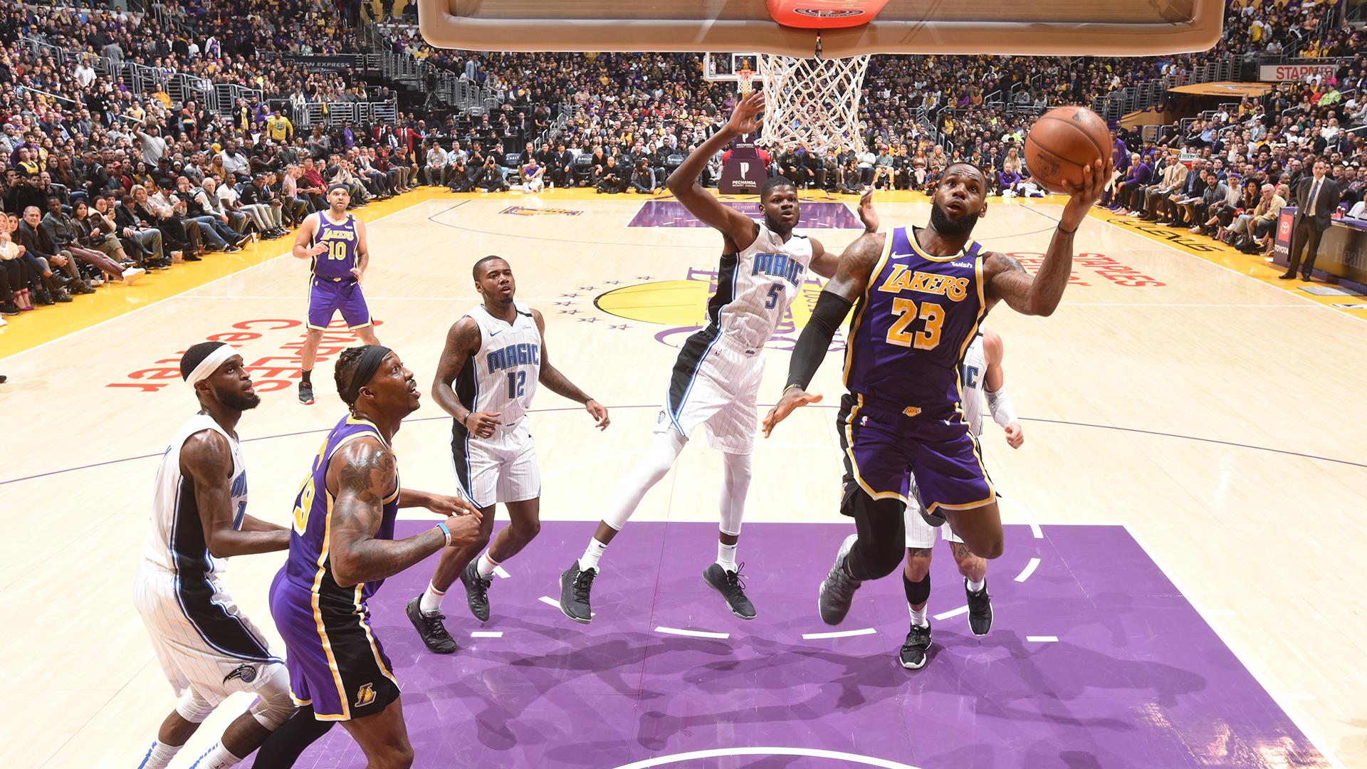 Los Angeles Lakers Spectrum Sportsnet